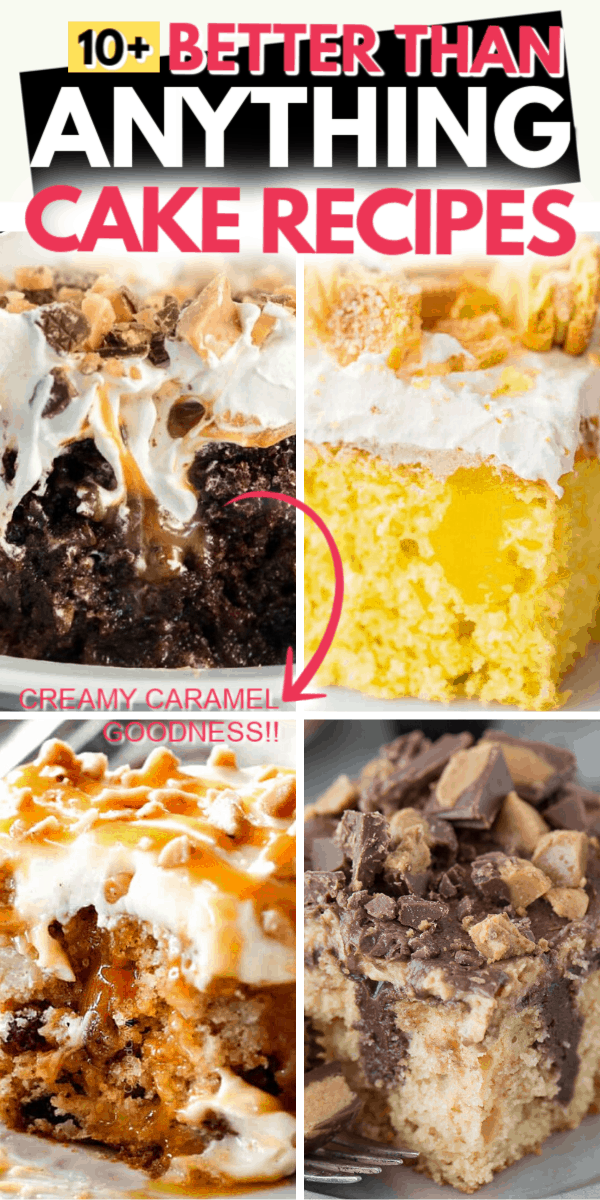 BETTER THAN ANYTHING CAKE RECIPES