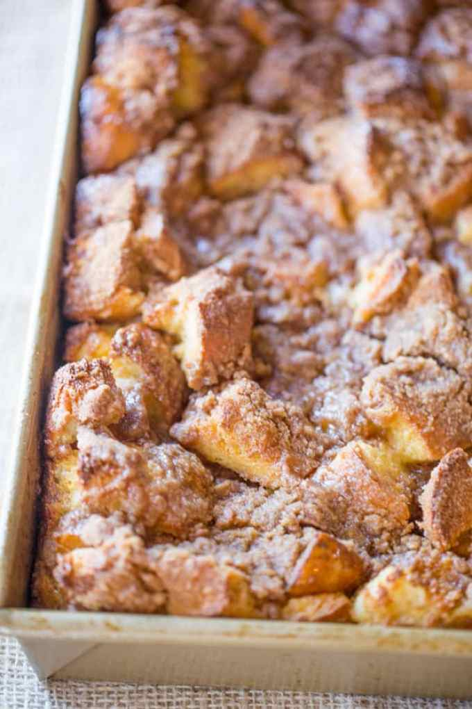 Easy French Toast Bake Recipe