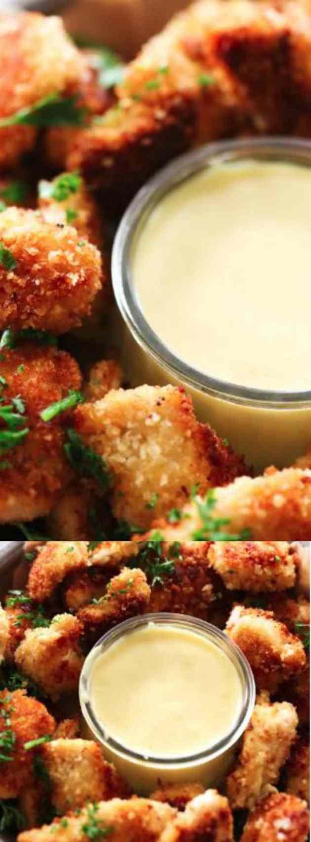 Homemade Chicken Nuggets Longpin