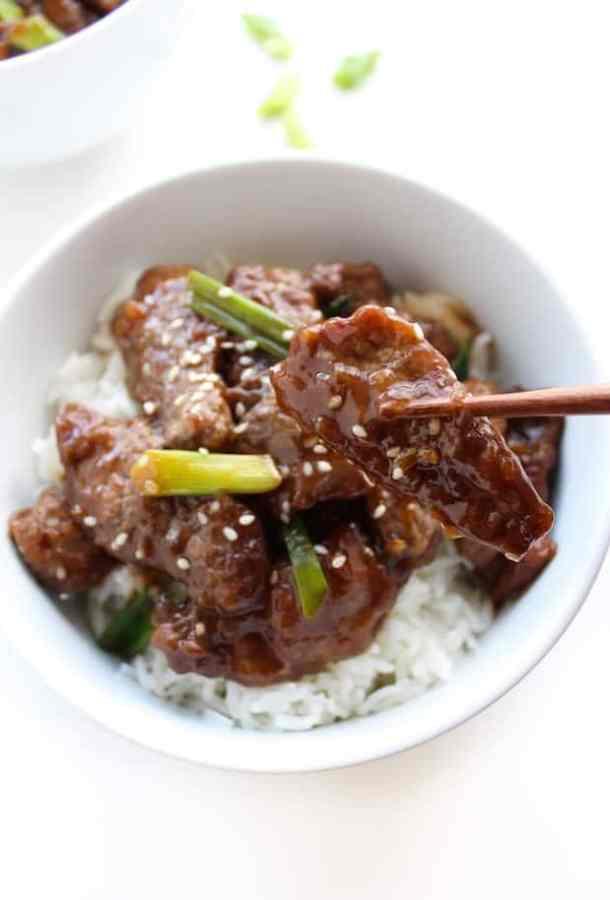 Paleo Mongolian Beef Recipe-3