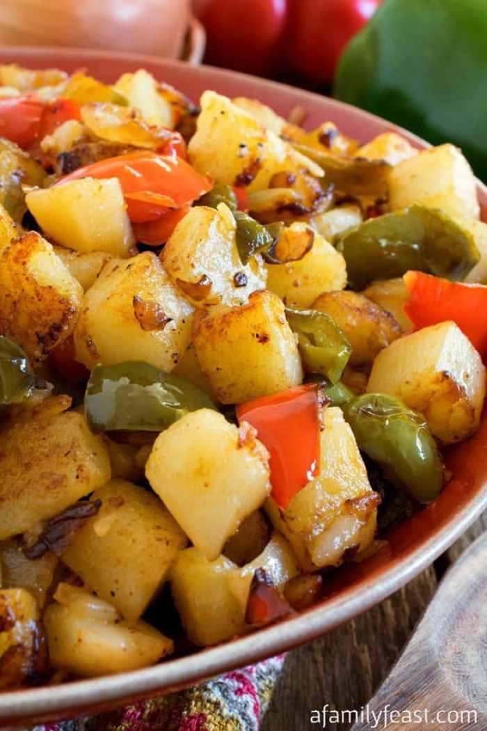 Potatoes OBrien