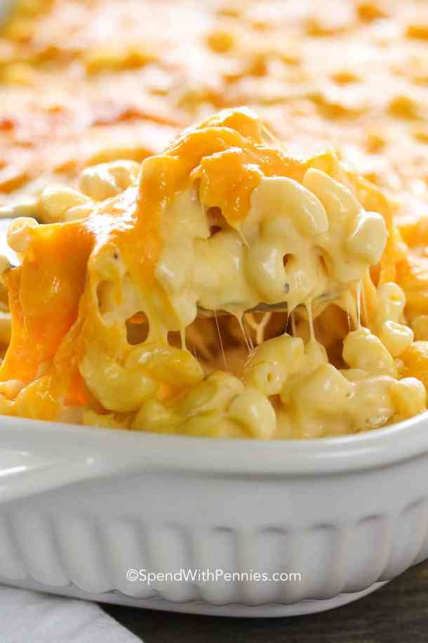 Macaroni and Cheese Casserole -- Part of The Best Macaroni and Cheese Recipes