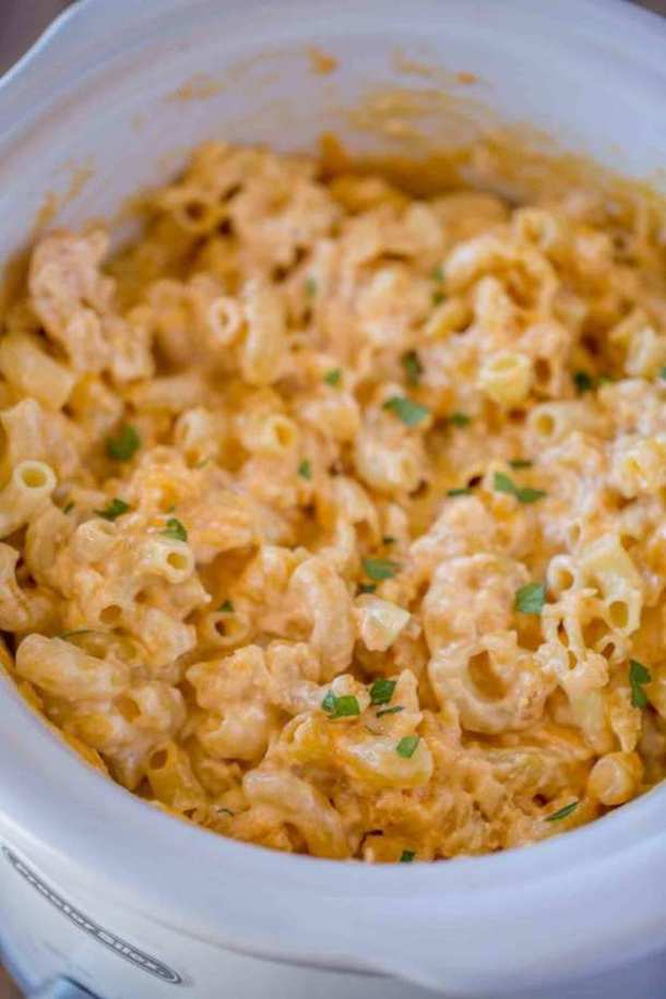 Slow Cooker Mac and Cheese -- Part of The Best Macaroni and Cheese Recipes