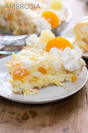 Ambrosia Pie