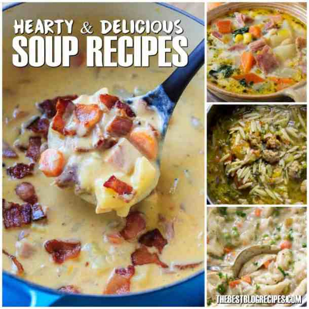 Hearty and Delicious Soup Recipes