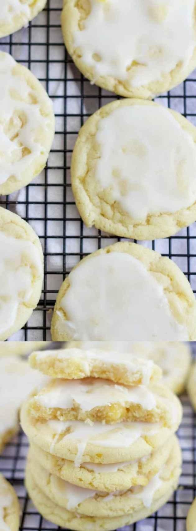 LemonHead Cookies Longpin