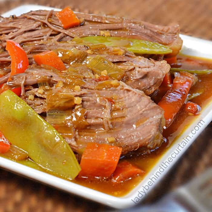Slow Cooker Asian Beef Recipe