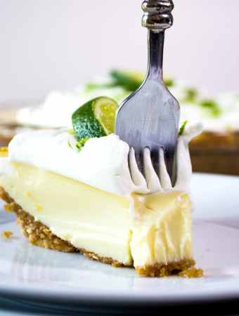 Tequila Lime Pie
