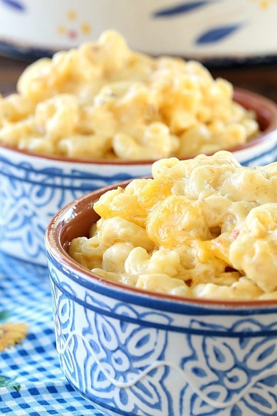Three Cheese Macaroni And Cheese Recipe