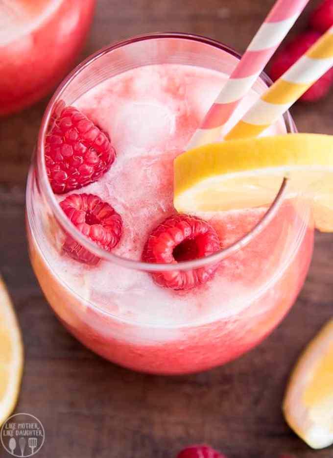 raspberry lemonade recipe