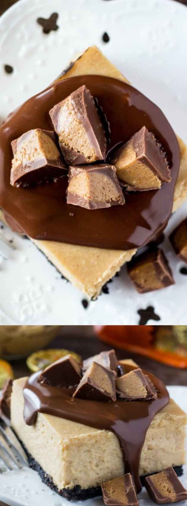 Peanut Butter Cheesecake Squares Longpin