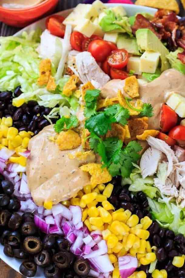 Tex Mex Cobb Salad