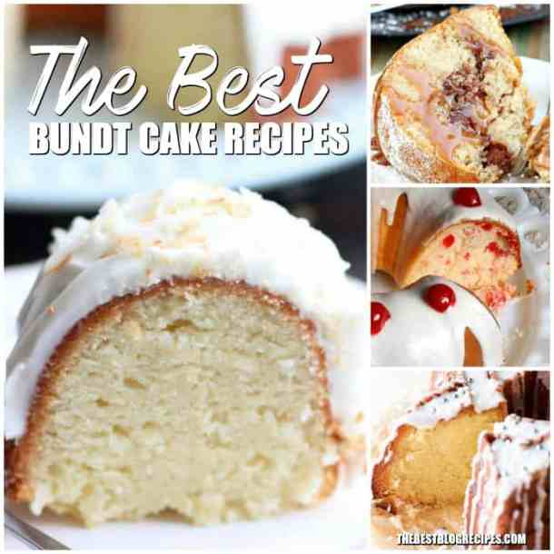 The Best Bundt Cake Recipes