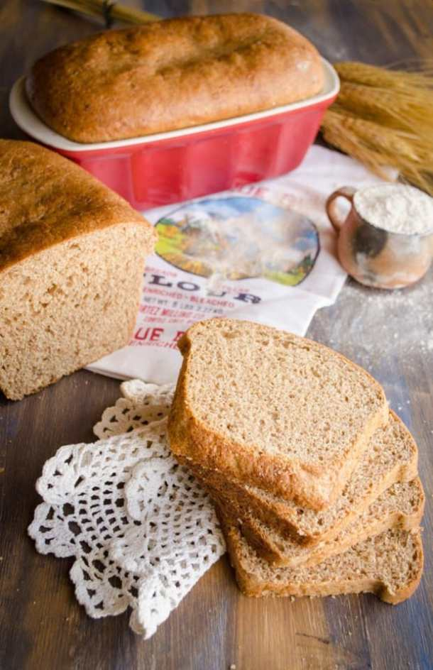 Trader Joe's Copycat Harvest Whole Wheat Bread