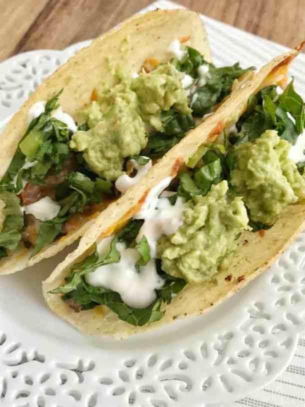 Baked Beef Fajita Tacos Recipe