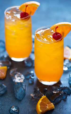 Creamsicle Delight Cocktail