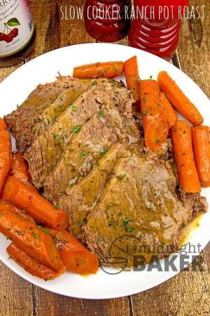 Slow Cooker Ranch Pot Roast