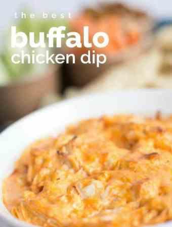 Best Buffalo Chicken Dip Recipe