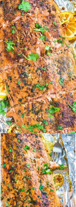Honey Lemon Salmon