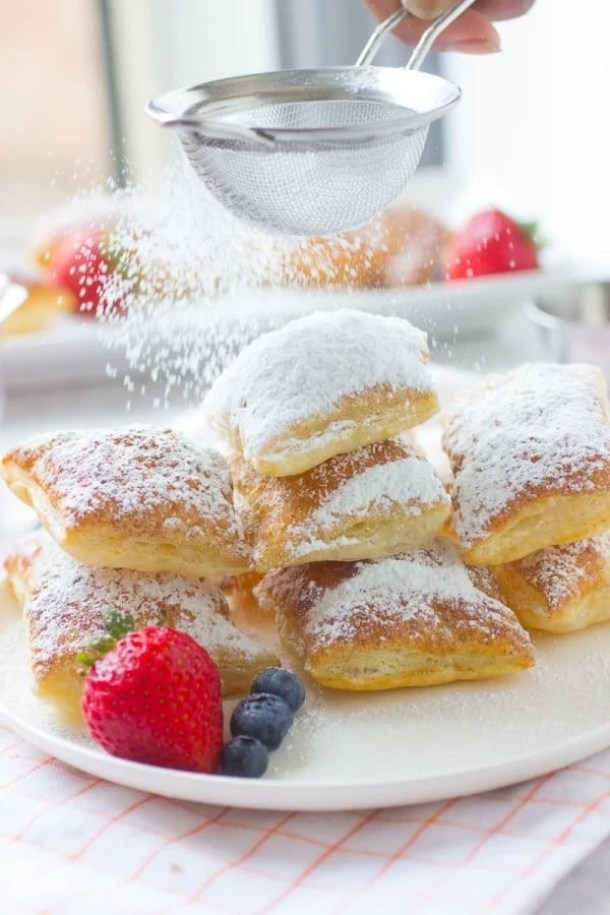 Puff Pastry French Toast Recipe--Part of The Best French Toast Recipes