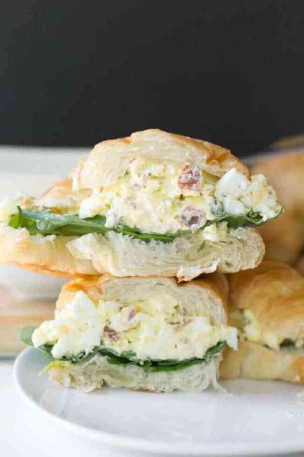 The Best Egg Salad Sandwich Recipe 2