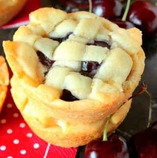Cherry Pie Sugar Cookies