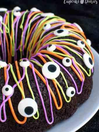 Monster Bundt Cake
