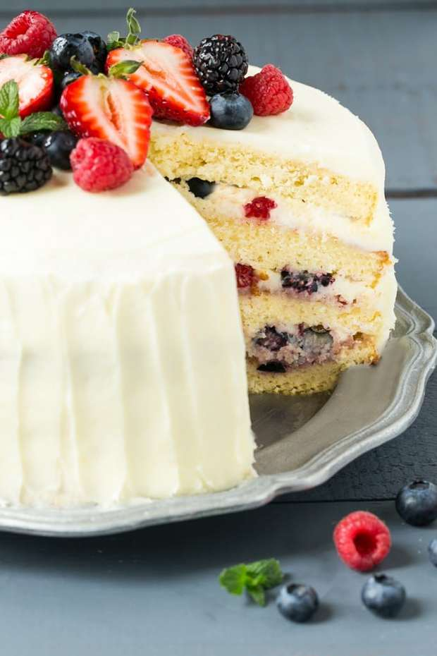 Chantilly cake is a popular dessert sold at Whole Foods – now you can skip the bakery and make this delicious treat at home for a fraction of the cost.