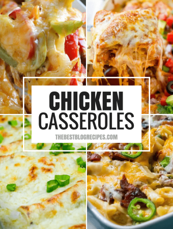 The Best Chicken Casserole Recipes