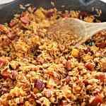 Southwest Chipotle Stir Fry
