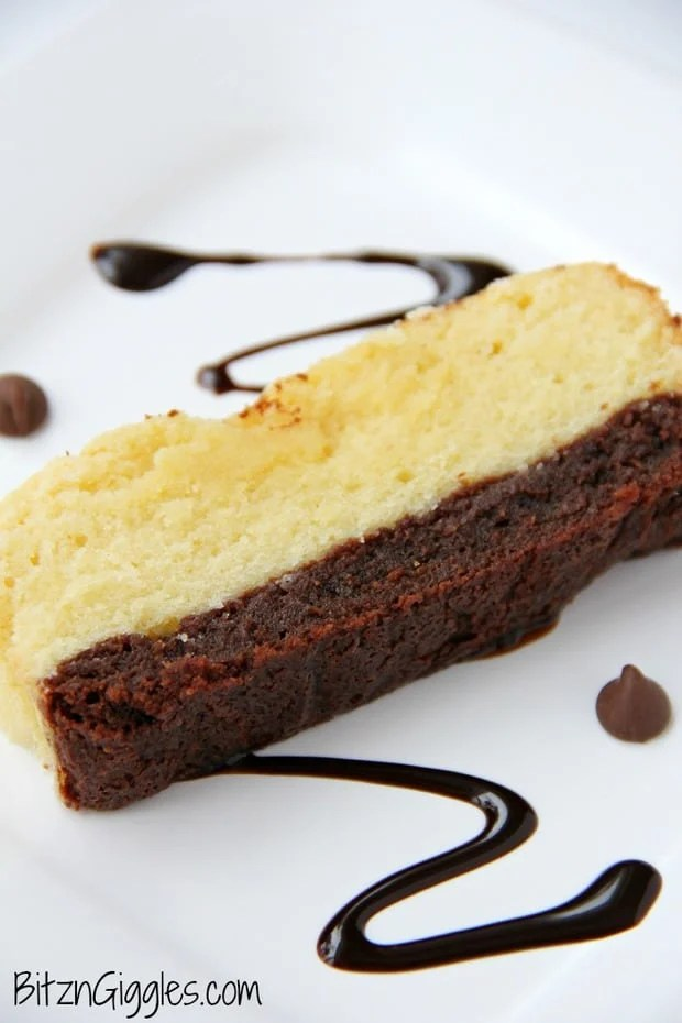 A moist, sweet, layered loaf cake – perfect for entertaining!