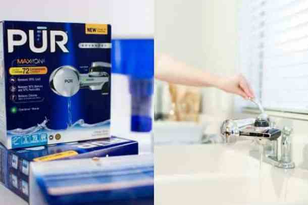 PUR Water Tap Purifier
