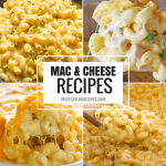 THE BEST MAC AND CHEESE RECIPES