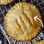 Apple Hand Pies with Salted Caramel on the inside