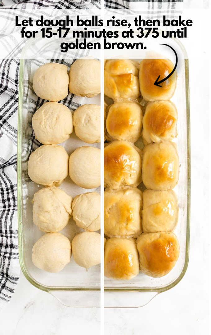 bake until golden brown