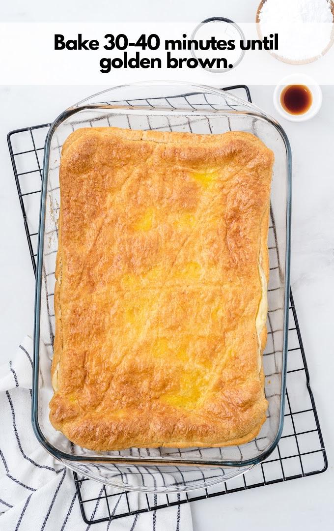 cheese danish golden top