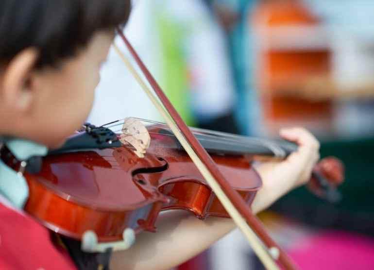 Music training speeds up brain development in children