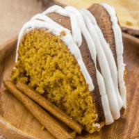 Pumpkin Spice Latte Bundt Cake