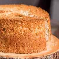 moist brown sugar angel food cake recipe from scratch