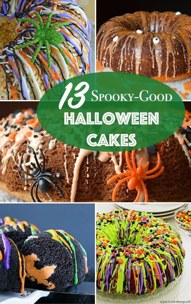 Astonishing Best Halloween Cake Recipes 13 Spooky Good Party Cake Recipes Funny Birthday Cards Online Inifofree Goldxyz