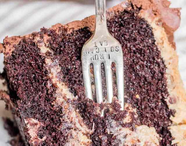 three layer german chocolate cake recipe
