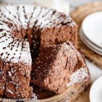 easy cake recipe with only egg whites
