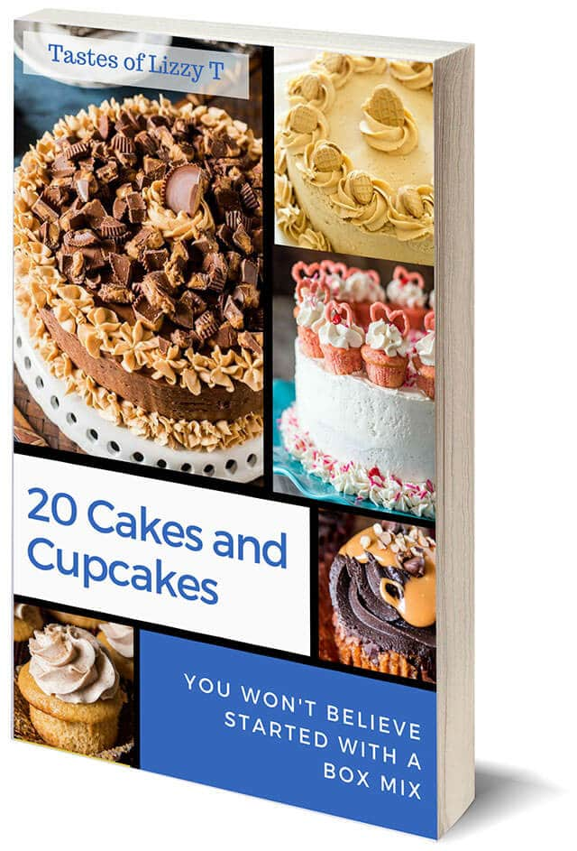 cakes and cupcakes cookbook cover