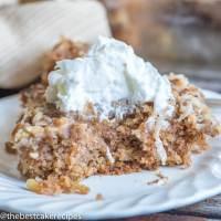old fashioned oatmeal cake