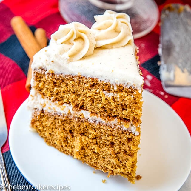 Molasses Spice Cake Recipe