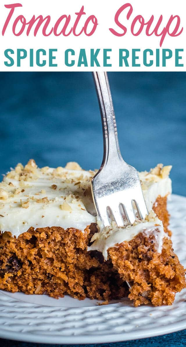 A piece of cake on a plate with a fork