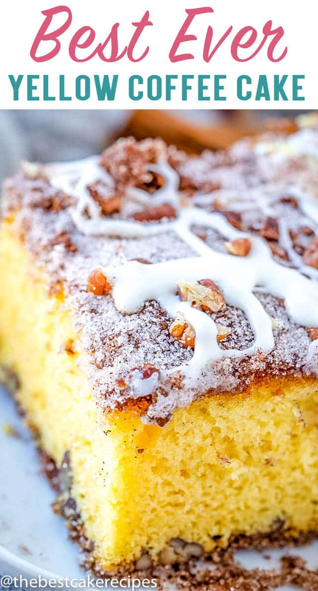 best ever coffee cake title image