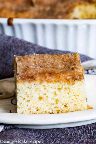 piece of Easy Coffee Cake