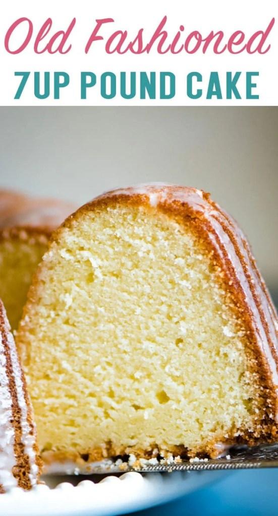 7UP Pound Cake title image