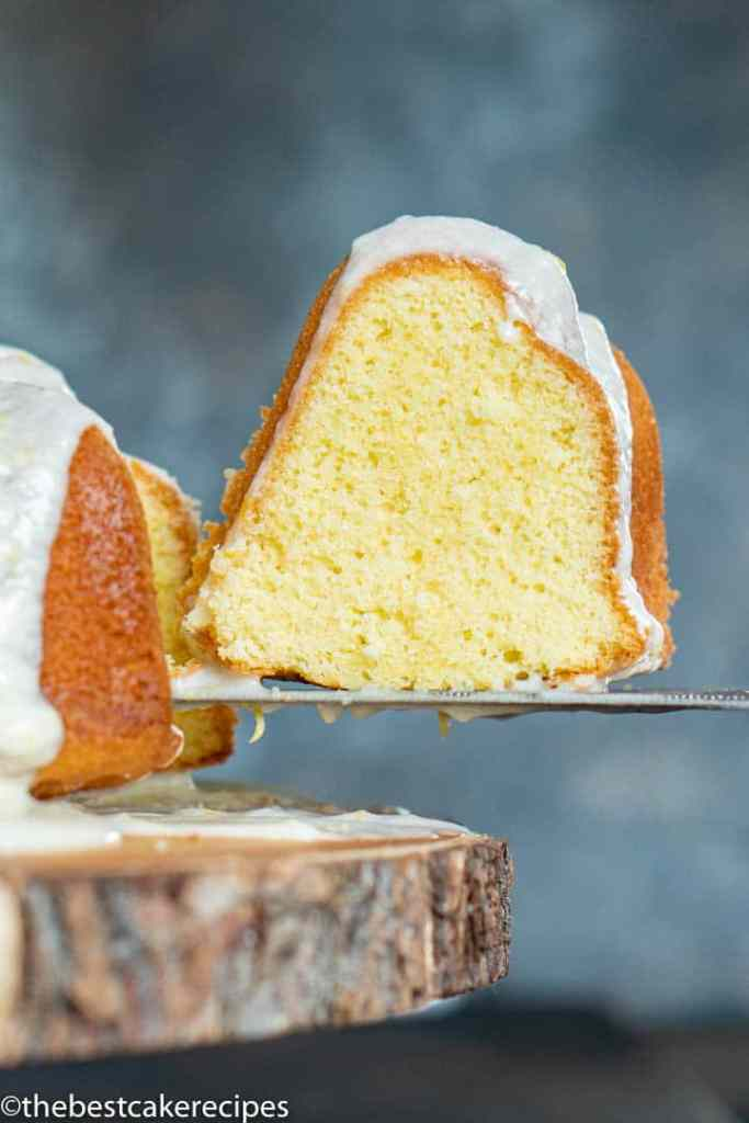 Lady Bird Johnson Lemon Cake vintage lemon bundt cake with a sweet lemon glaze. A lemon pound cake that makes a delicious birthday cake!